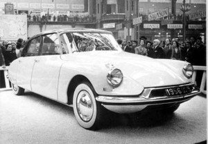 6 octobre 1955, Grand Palais, Paris, Salon de l'Automobile